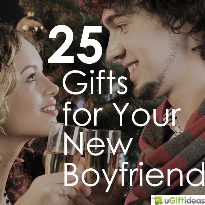 look through these 25 christmas gifts for your new boyfriend to discover the perfect gift that says just how you feel about his dreamy hugs and smiles