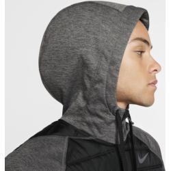 Photo of Felpa da allenamento invernale full zip Nike Therma per uomo – Grigio NikeNik
