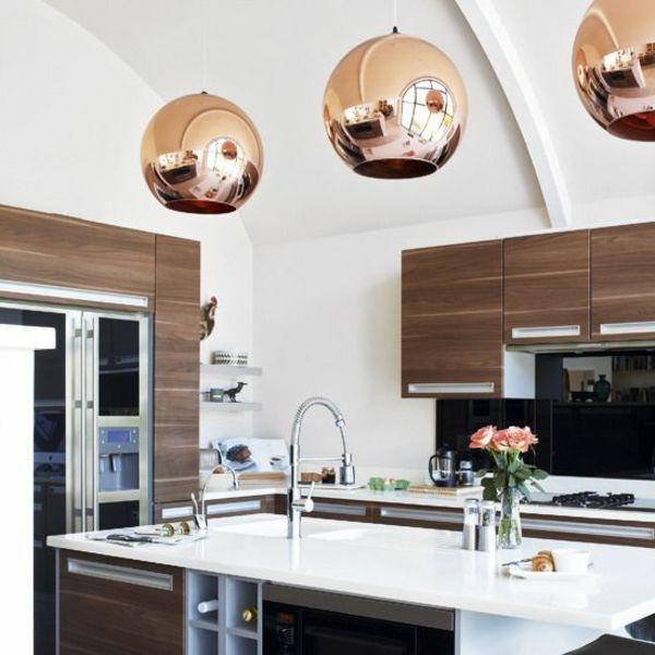 küchen selber planen weiße oberfläche faszinierende glänzende - küchen selber planen