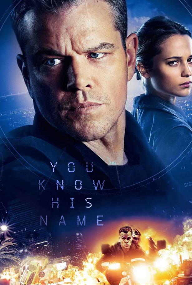 """Ƙç""""» Jason Bourne 2016 DŽ¡æ–™è¦–聴 Ő¹ãæ›¿ãˆ Di 2020"""
