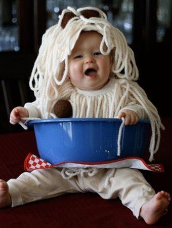 Spaghetti Kid! cute Halloween costume Costume Pinterest