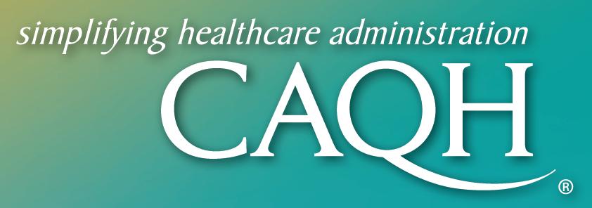 Secure Login Access the CAQH Provider login here. Secure