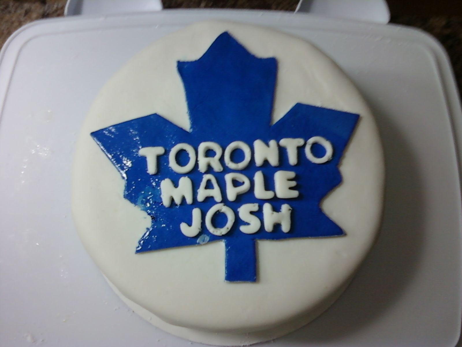 For the Leaf's Fan