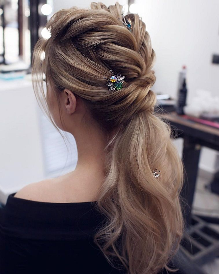 braids ponytails , updo hairstyle , wedding hair ,updo, hairstyles
