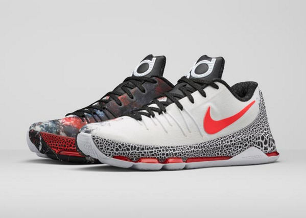 big sale 61a1e 1e6ab Nike KD VIII