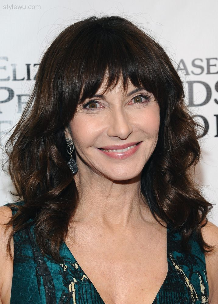 Image result for 60 year old hair Older women hairstyles