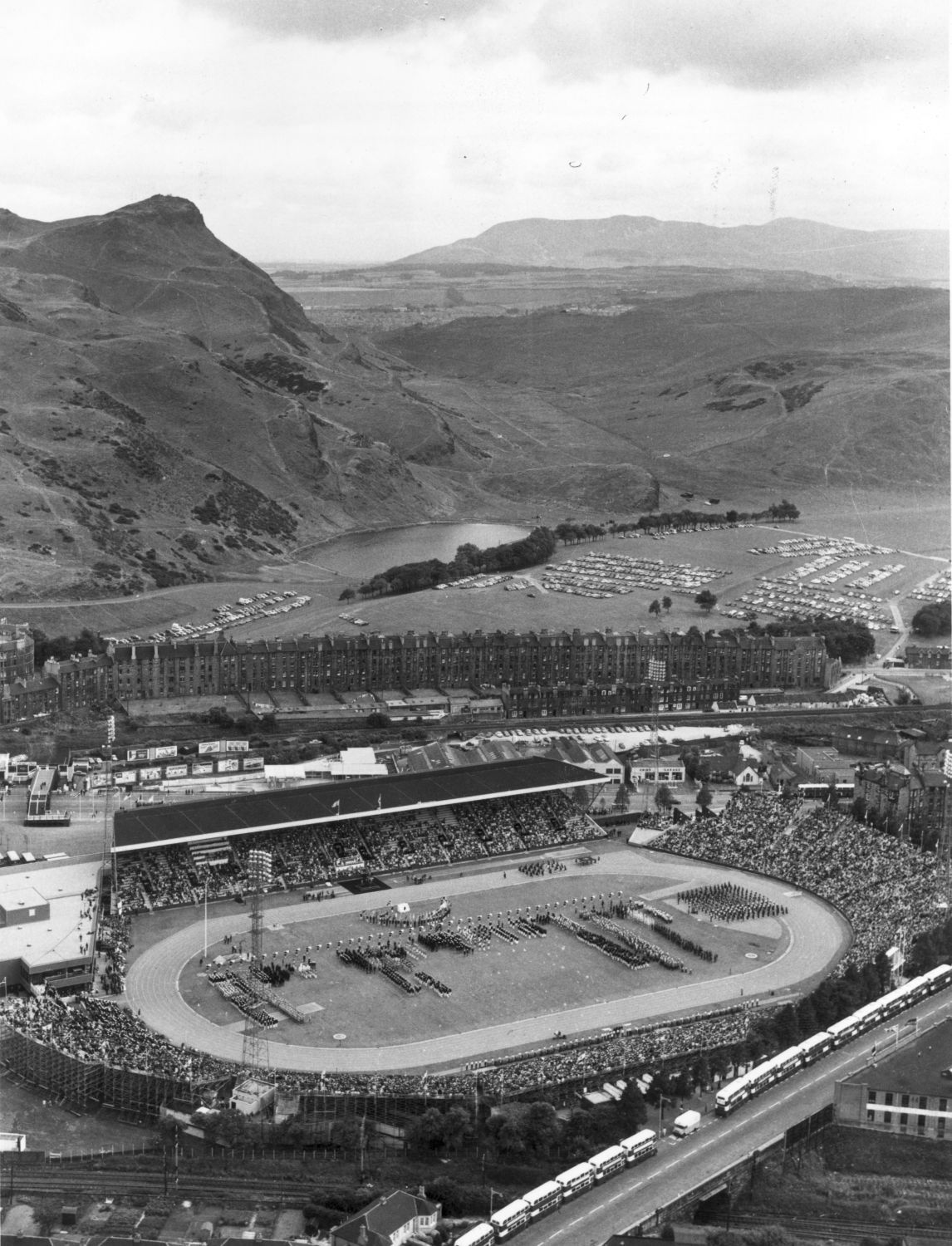 In Pictures Meadowbank Stadium Through The Years With Images