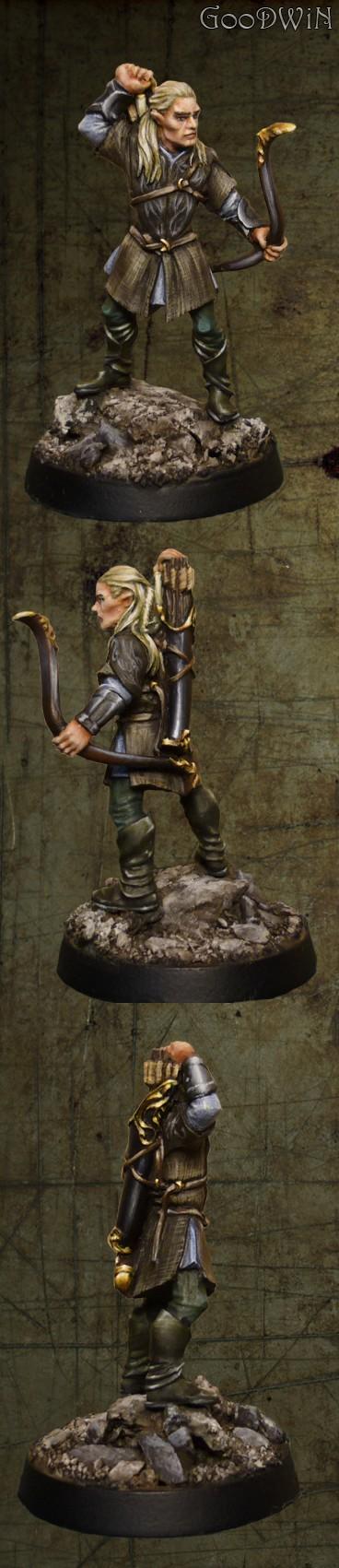 CoolMiniOrNot - Legolas | Legolas, Lord of the rings, Lotr