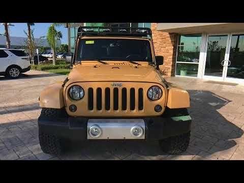 2014 Jeep Wrangler Sahara In Orlando Fl 32810 2014 Jeep Wrangler