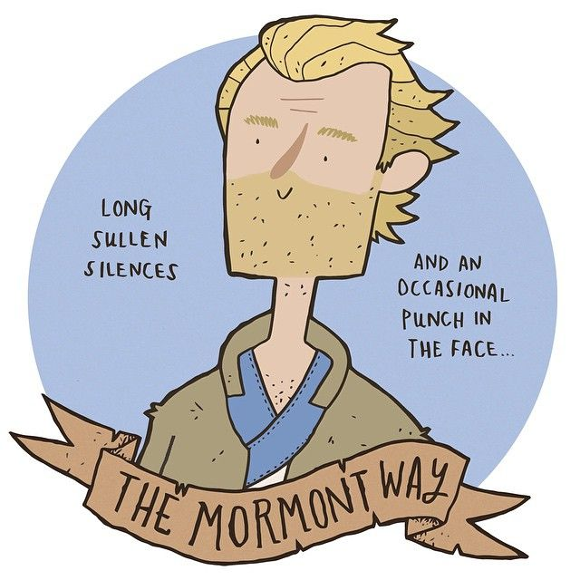 I designed this for a teeshirt a couple of episodes ago...submitted/rejected so now I can share it! #themormontway #GoT UPDATE: now available on @TeePublic (link in profile!) and CURRENTLY ON SALE!