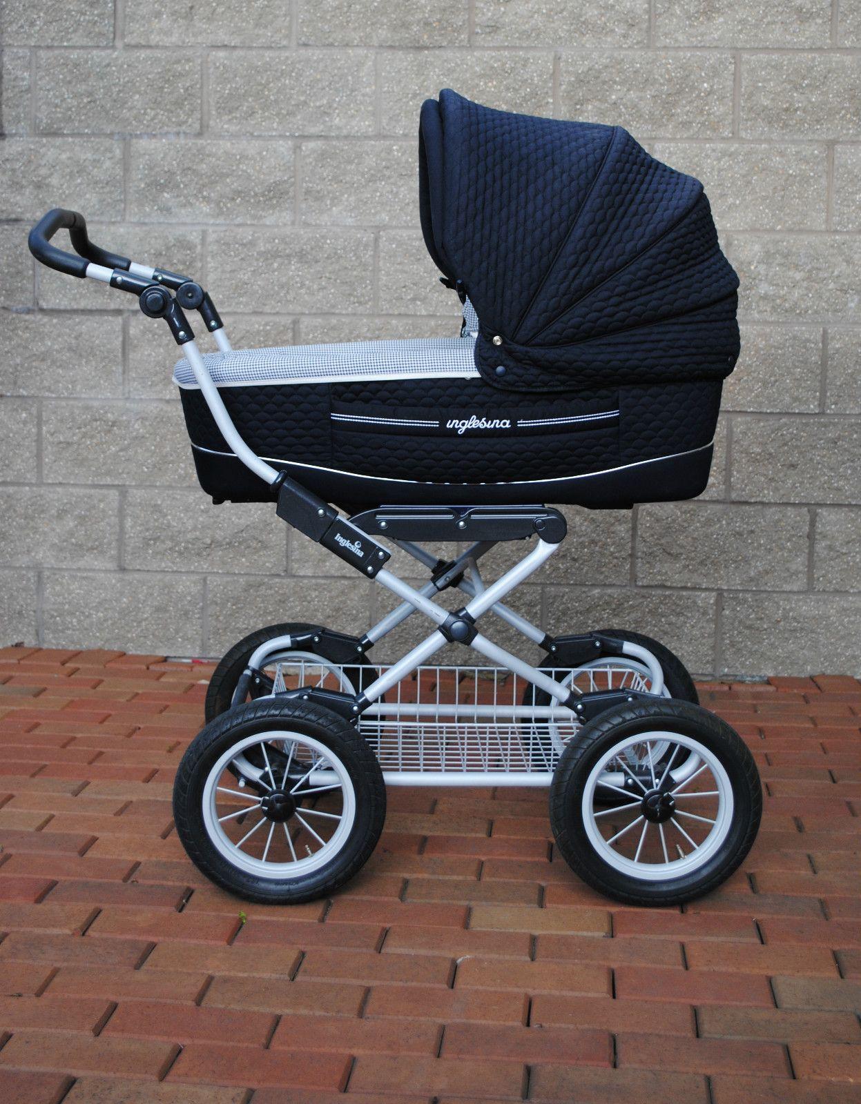 Inglesina Complete Pram Stroller System Bassinet Classica Toddler