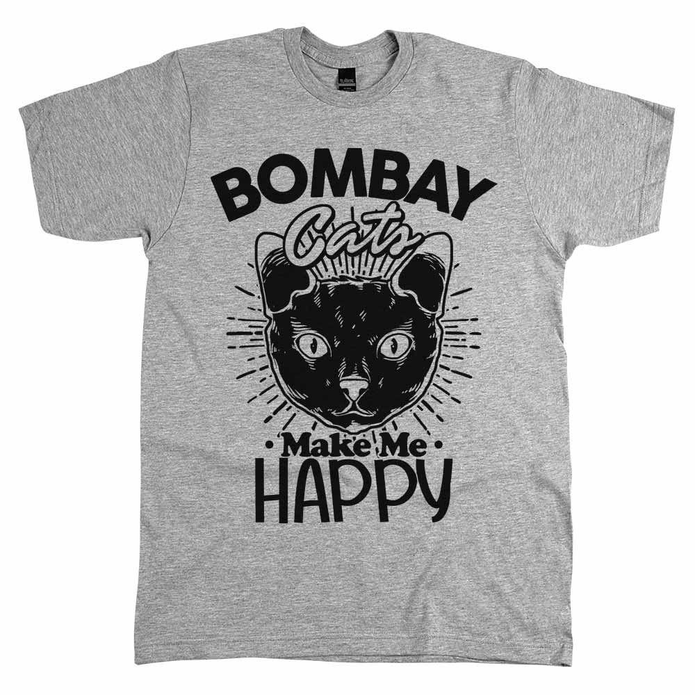 'Bombay Cats Make Me Happy'