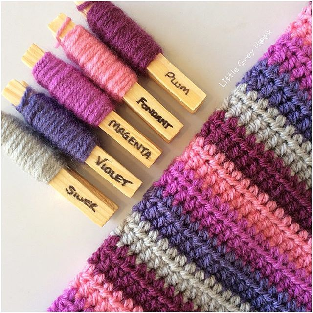 Color Palette Crochet Blanket Colors Yarn Color Combinations Yarn Colors