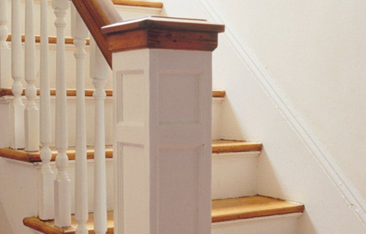 Best How To Replace A Baluster Wood Balusters Wood Stairs 640 x 480