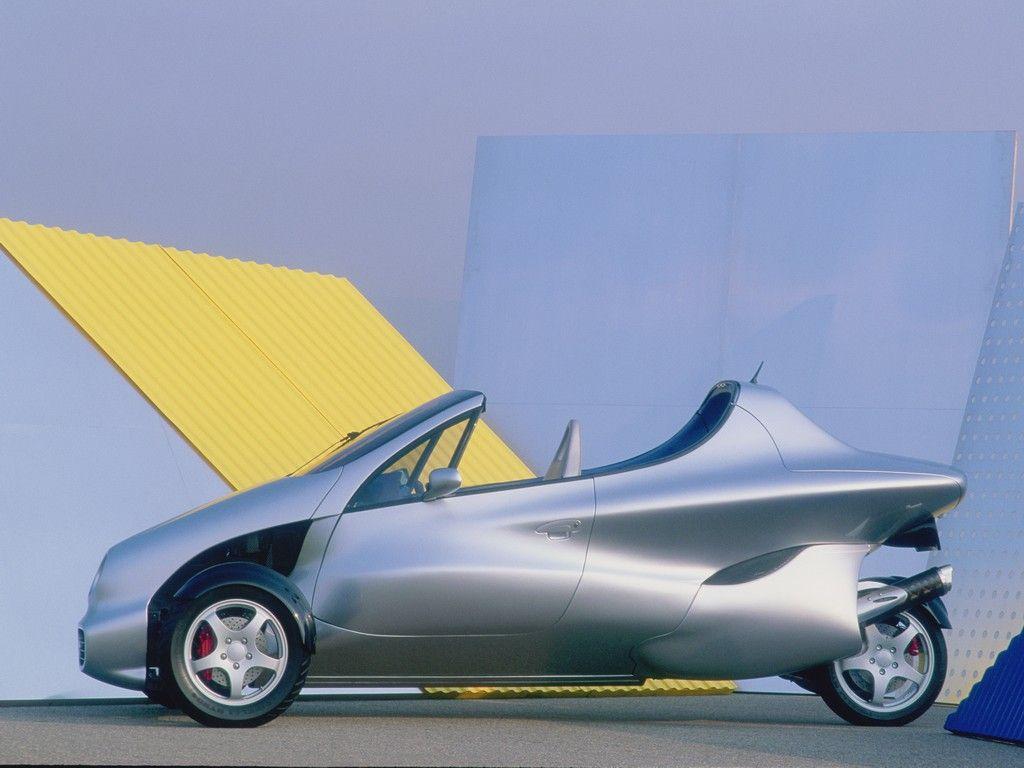 1997 mercedes benz f 300 concept car videos motor1 com mercedes