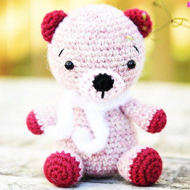 Alpaca teddy bear | Patrones gratis amigurumis | Pinterest | Alpacas ...