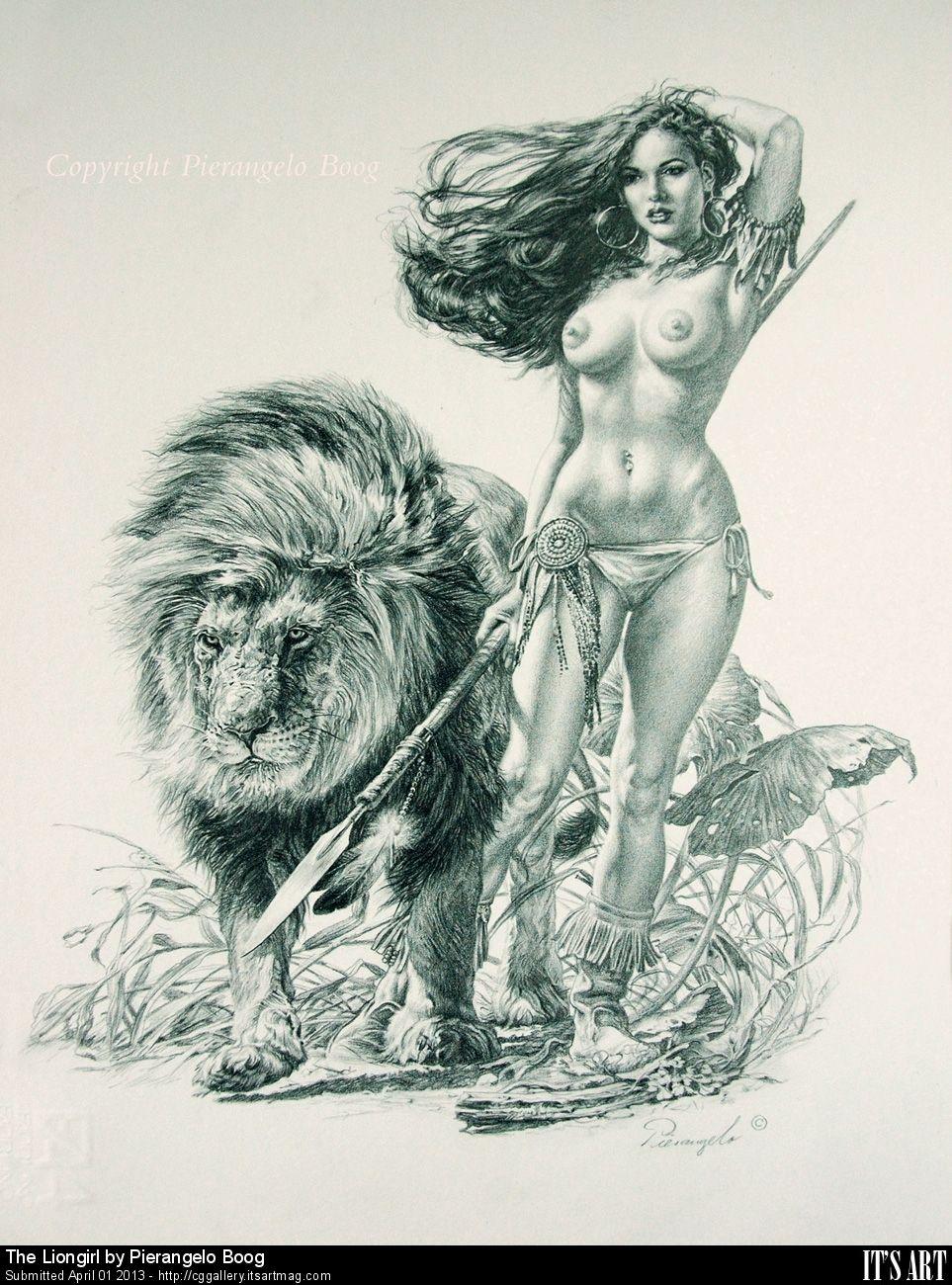 porn drawings of fairies