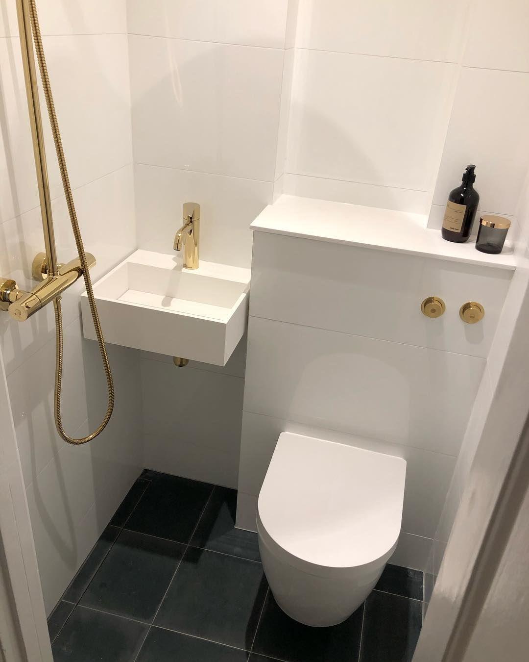 """@dorthe_sb på Instagram: """"Jeg elsker at åbne døren til vores nye badeværelse #focusplus # flothåndværk #bedsteservice # nytbadeværelse # badeværelse # lillebadeværelse…"""" - Welcome to Blog"""