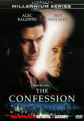 The Confession Dvd 14 98 At Amazon Com Confessions Full Movies Online Free Cool Things To Buy