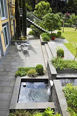 Terrasse Verschönern coole hochbeete für einen modernen außenbereich | projekt