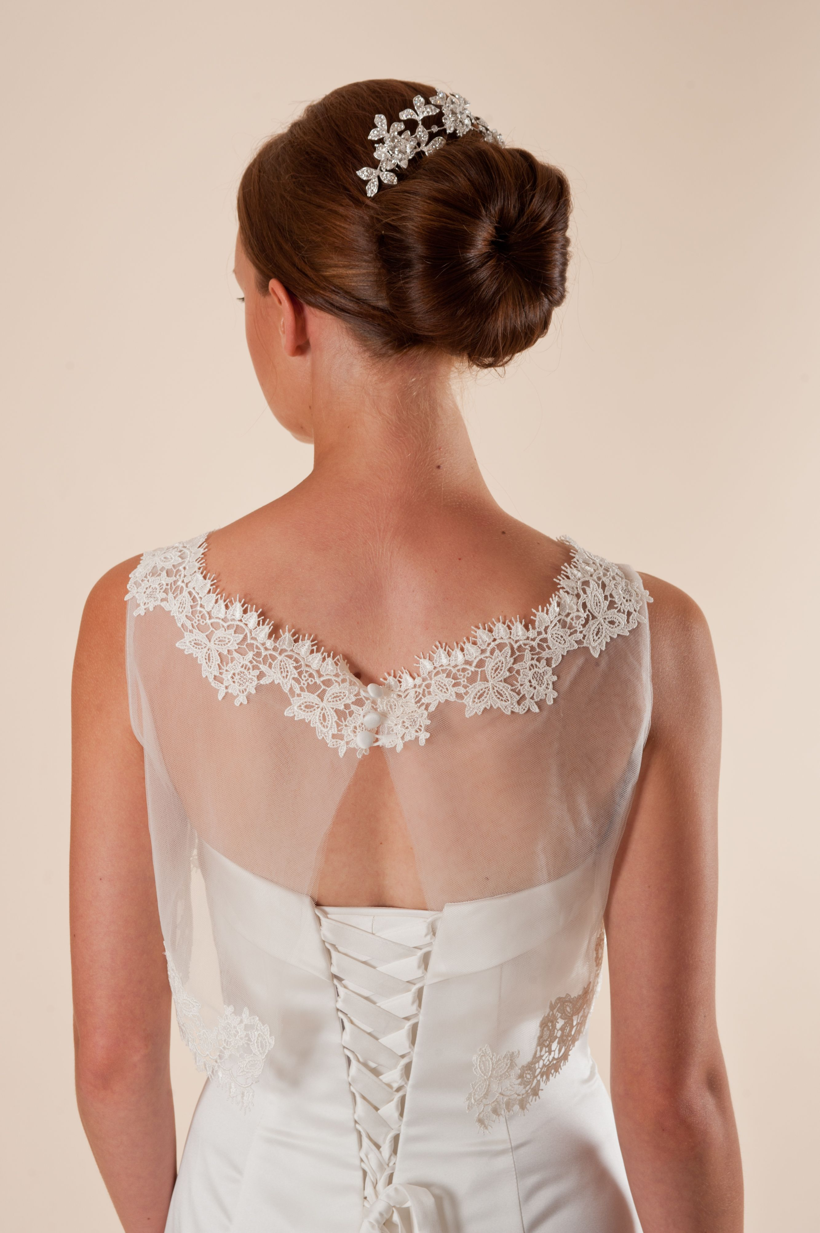 Back to front jacket by linzi jay bridal accessories pinterest back to front jacket by linzi jay ombrellifo Image collections