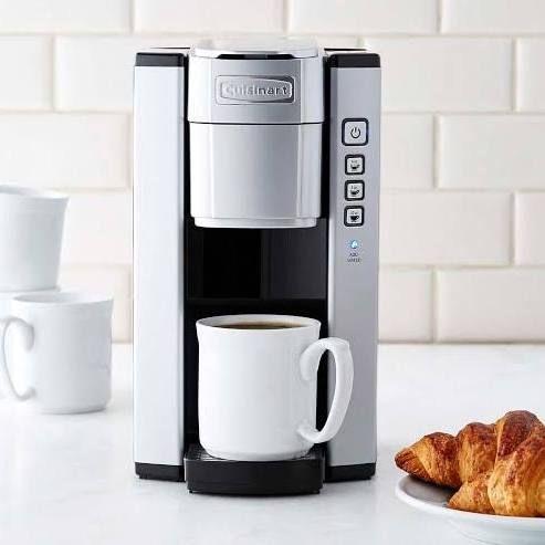 Cuisinart SS 5 Cup Single Serve Keurig Coffee Maker