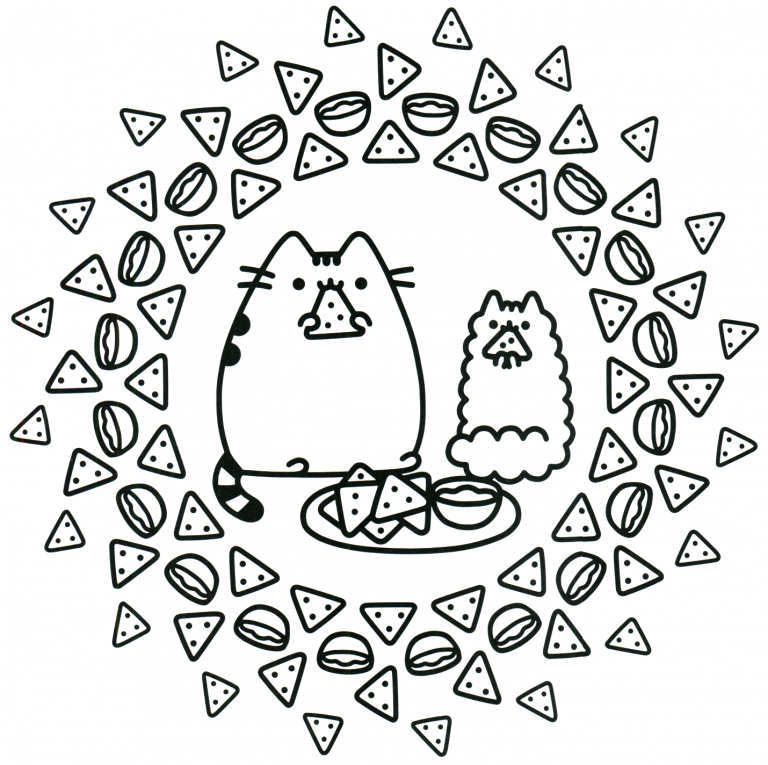 - Pusheen Coloring Pages - Best Coloring Pages For Kids In 2020 Pusheen  Coloring Pages, Cute Coloring Pages, Cartoon Coloring Pages