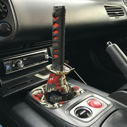6 samurai sword katana shift knob hps shift knobs hps shift