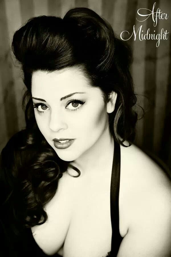 Rockabilly, love the hair   A's PIN UP BOARD!