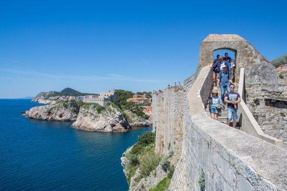 Ein Spaziergang für Schwindelfreie: Zu den zehn von Tripadvisor-Reisenden am besten bewerteten Sehenswürdigkeiten zählt die fast zwei Kilom...