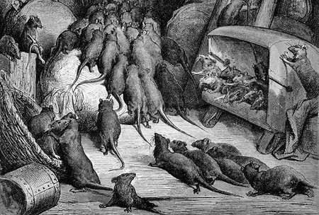 The Rats In The Walls Google Search Lovecraftian Horror