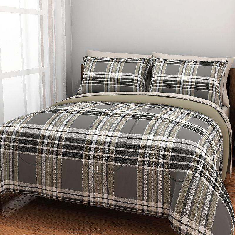 Plaid Bedding Set Products