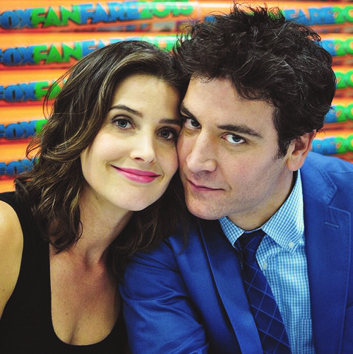 cobie smulders and josh radnor relationship