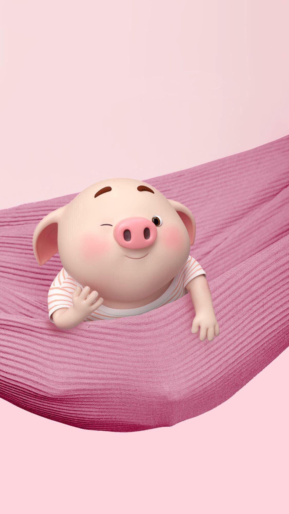 Lợn, Hình Nền, Thịt Lợn, Chào Buổi Sáng, Dễ Thương, Ảnh