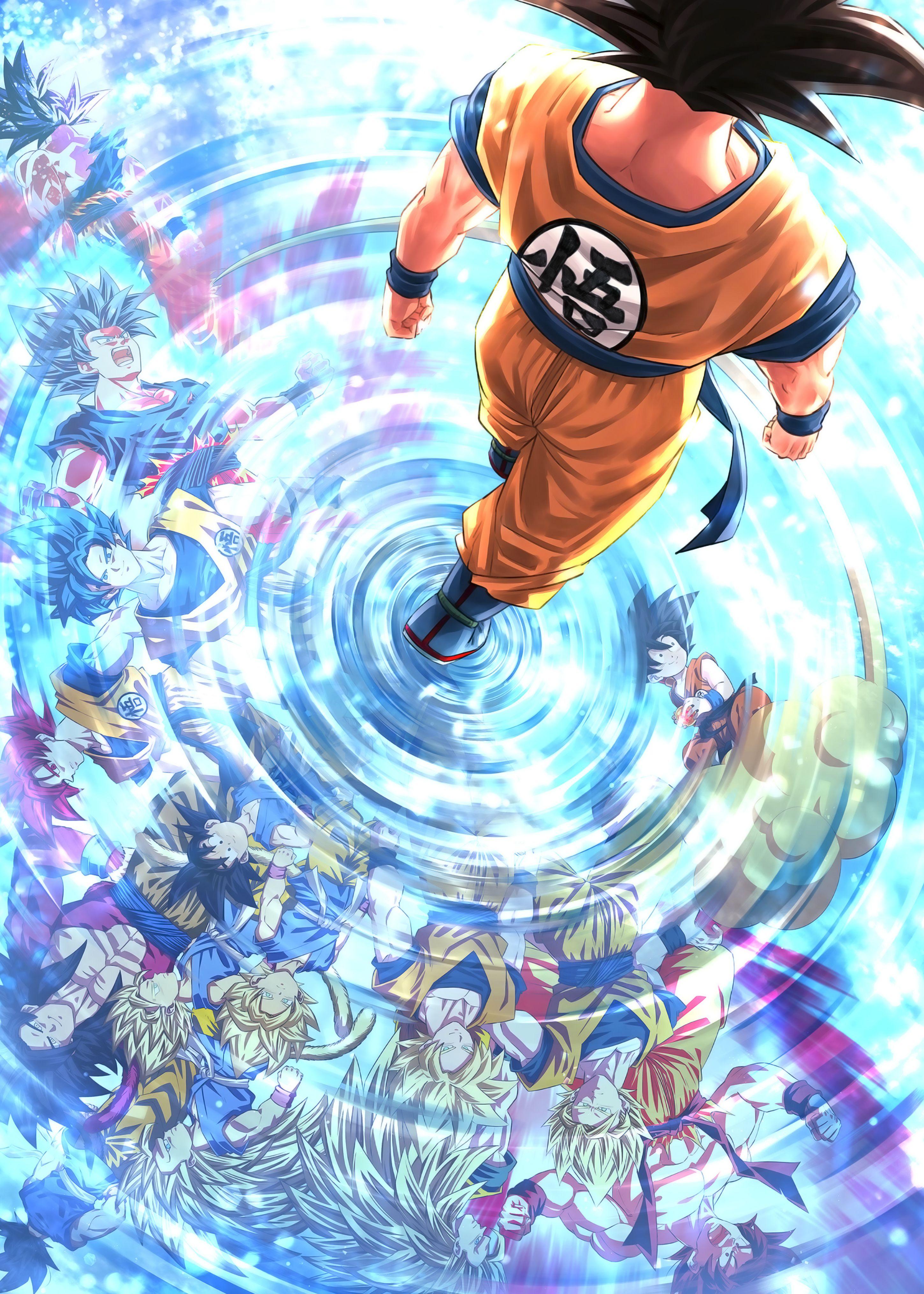 Goku Memories Metal Plate Dragon Ball Wallpaper Iphone Dragon Ball Super Artwork Dragon Ball Z Iphone Wallpaper