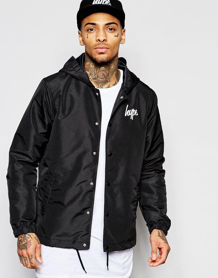 ccc57f09b Image 1 of Hype Coach Jacket