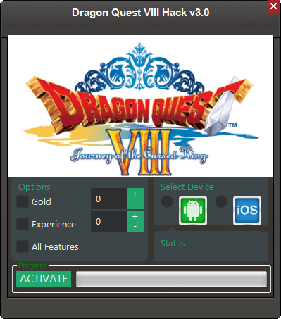 Dragon Quest VIII Hack v3 0 (Android/iOS) | Safe Files | Dragon