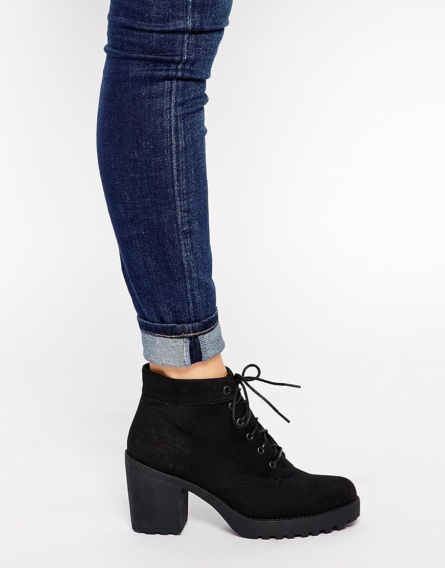 Vagabond Grace Boots Textile Shuz Pinterest In 2018 Black Ankle rrxqd7wzF