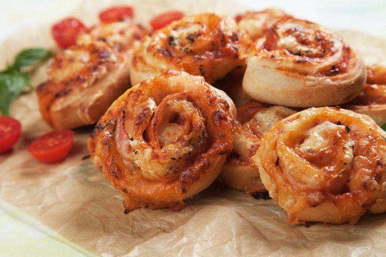 Photo of Pizzaschnecken – Rezept