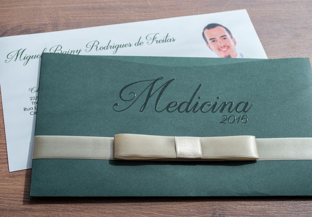 convites reais, festas de sucesso: FORMATURA  Parabéns ao formando em Medicina…