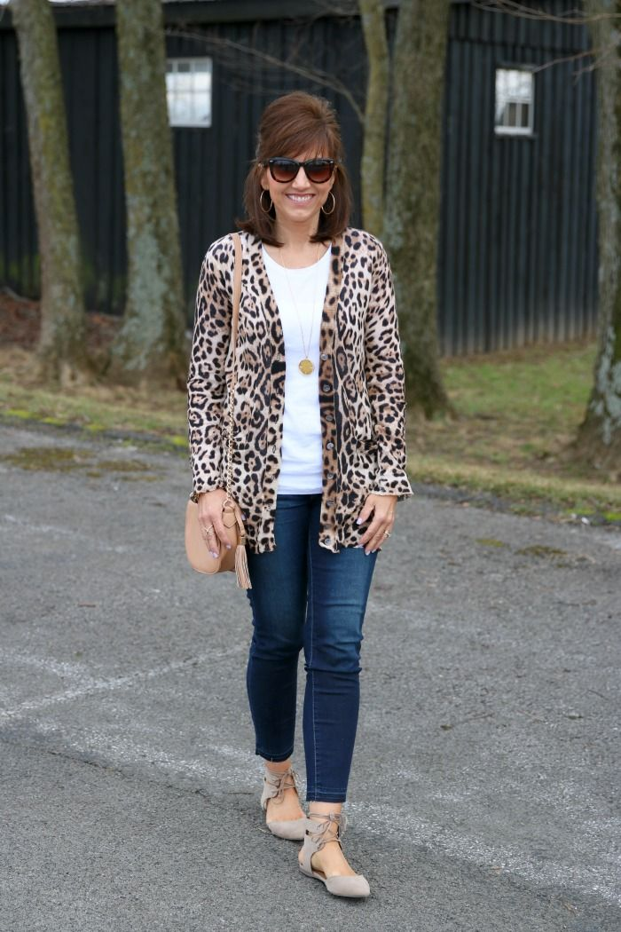 Trends For Spring Summer Clothes For Real Women Over 40: Spring Trend- Lace Up Flats For Women Over 40