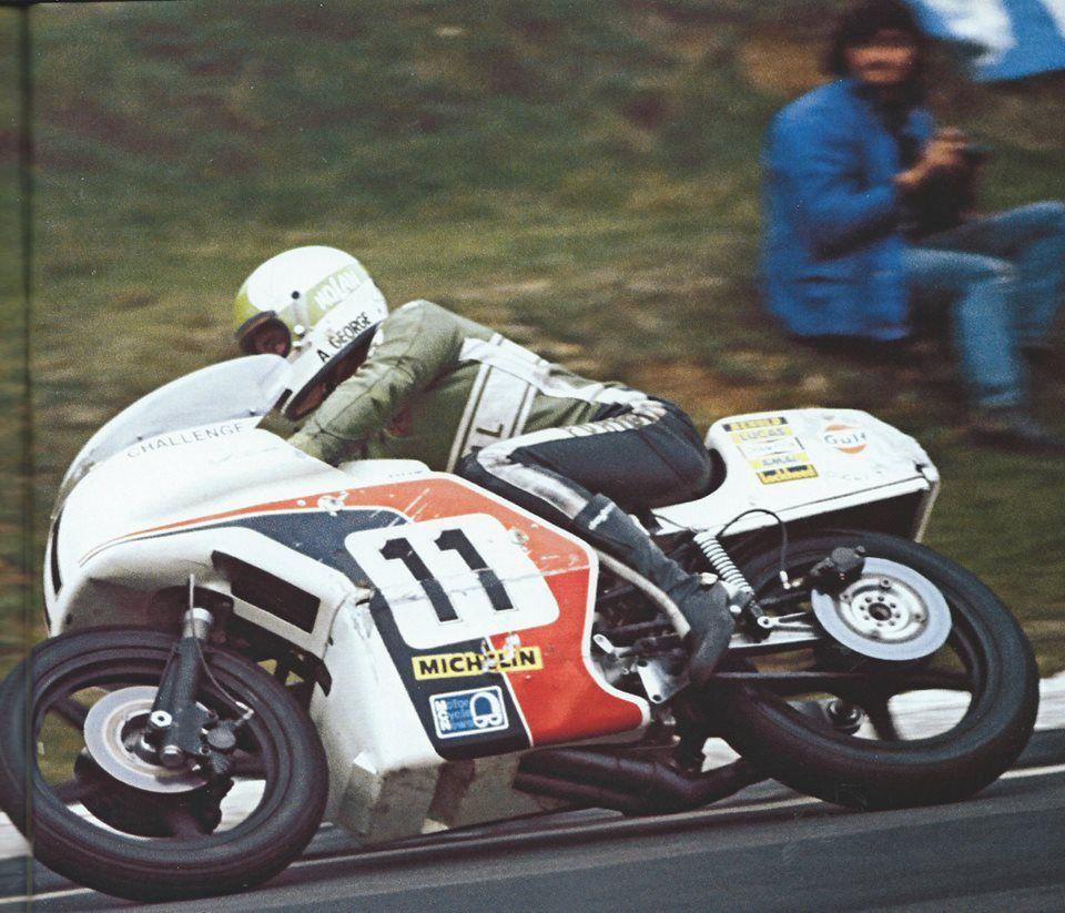 Alex George, Cosworth