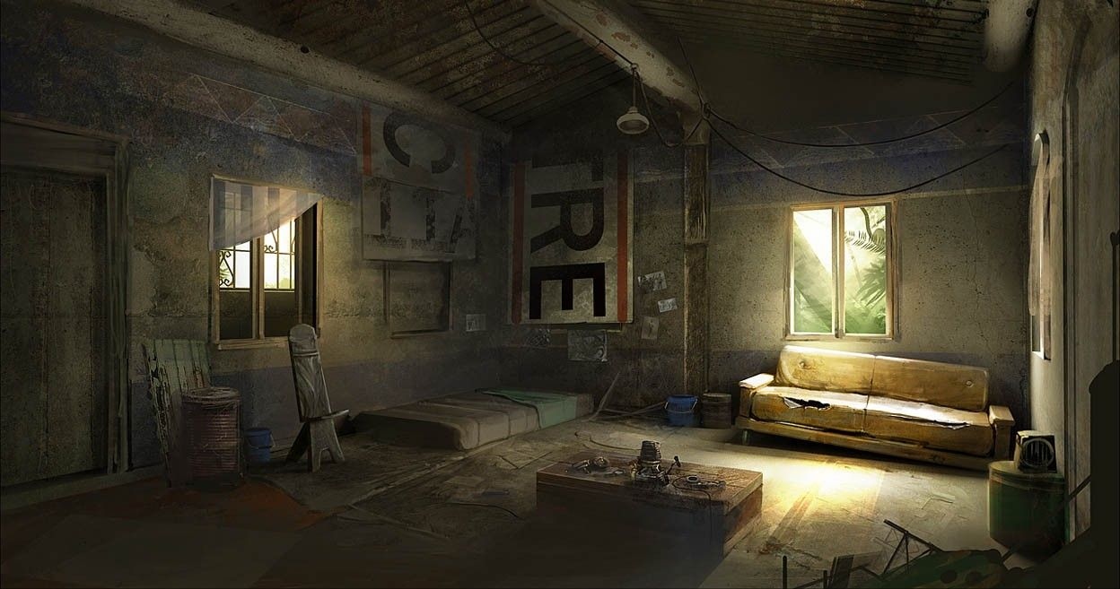nicolas ferrand reference interiors pinterest concept art environment and post apocalyptic. Black Bedroom Furniture Sets. Home Design Ideas