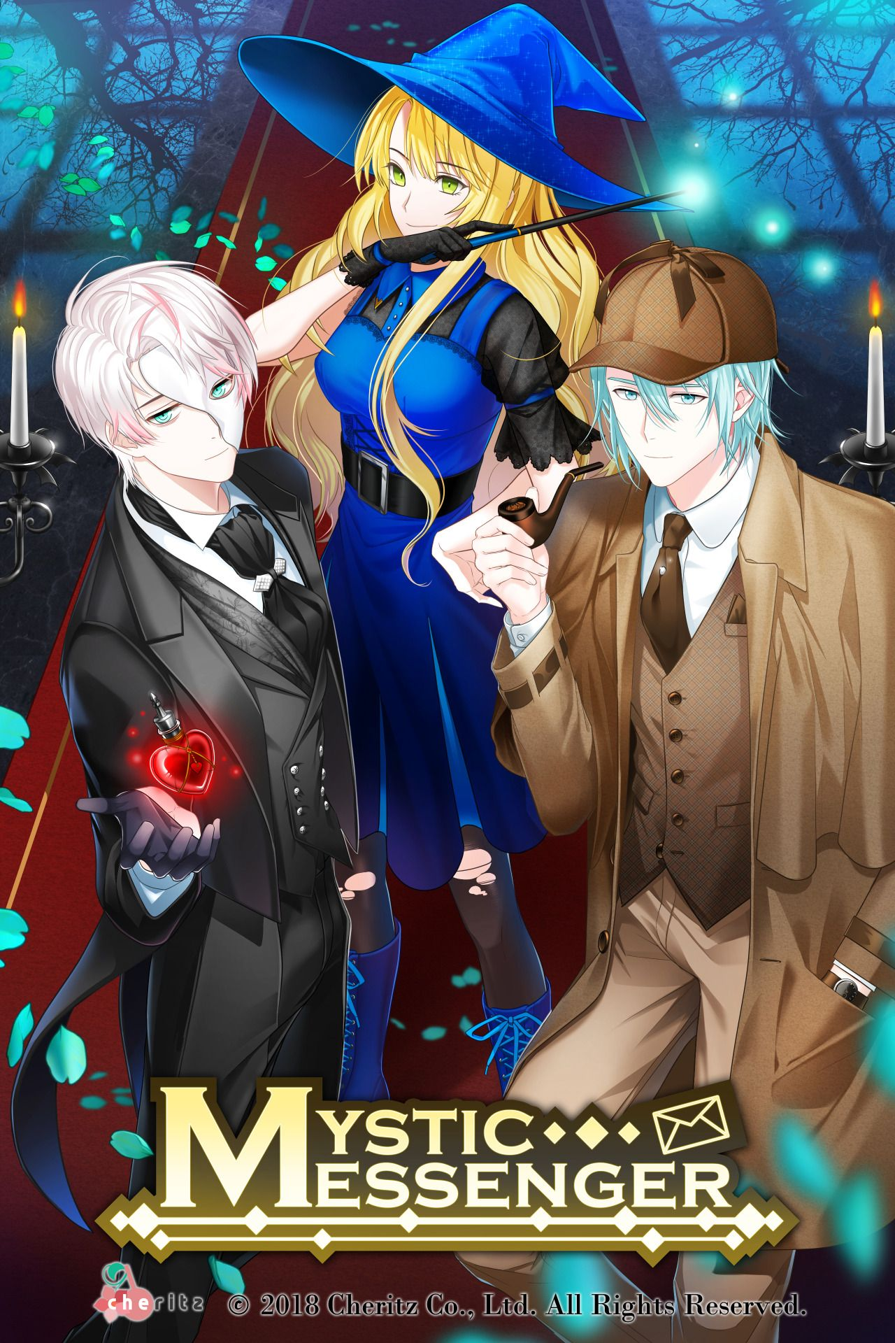 [MM]Announcement on Halloween Event with MM Characters