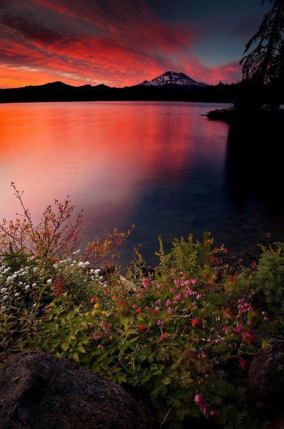 #Cascades #Mountains, #Oregon