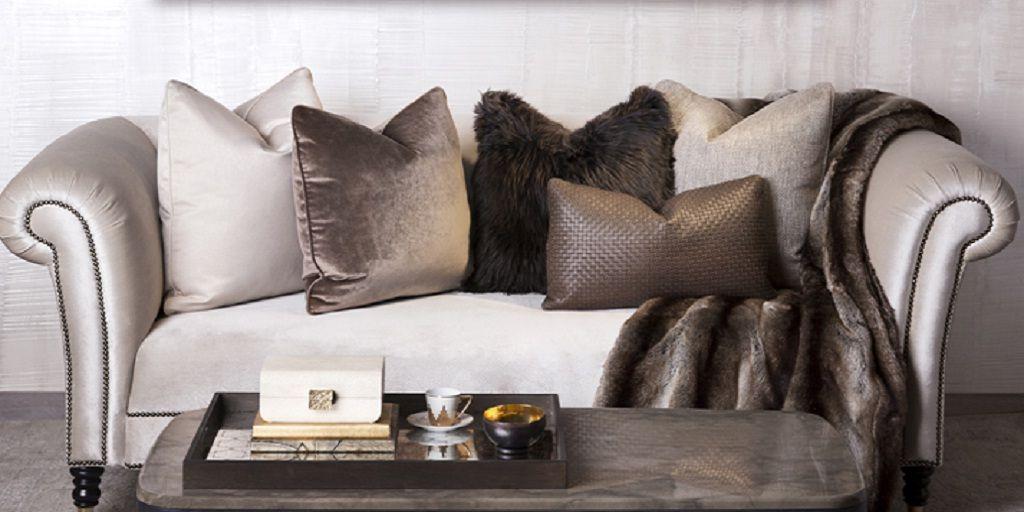 Contemporary Sofa Throws