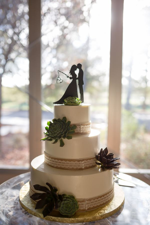 pin by brady puryear on just married cake wedding wedding topper rh pinterest com