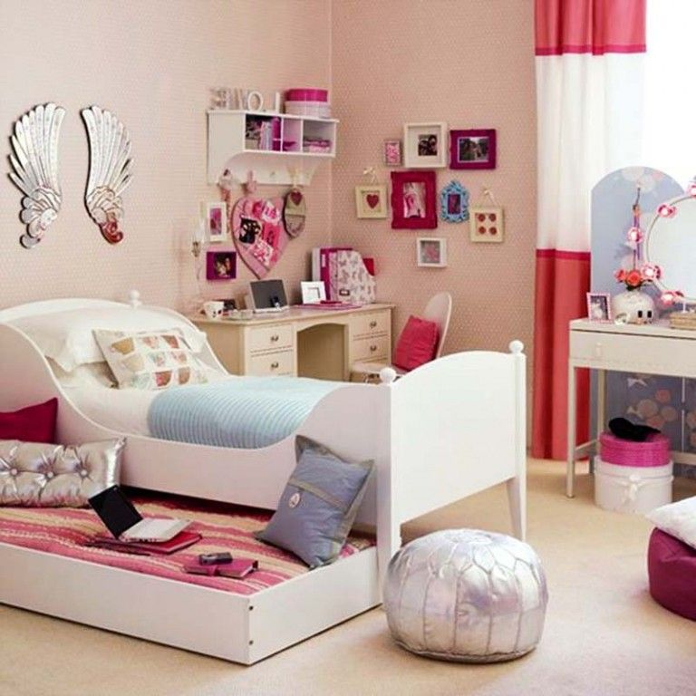 Nice Wonderful Choice On Bedroom Decorations For Girls