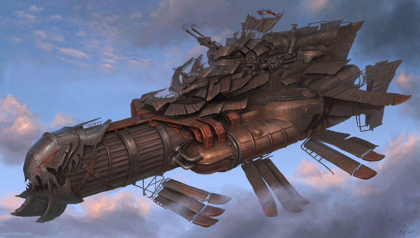 Летающие корабли будущего картинки