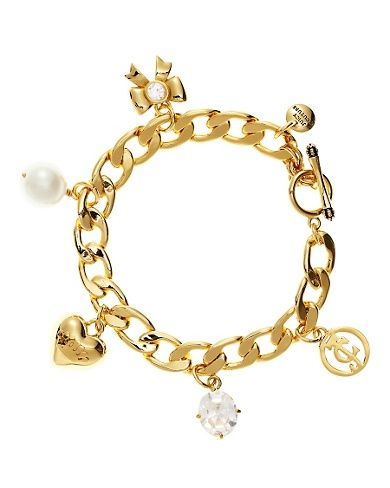 Iconic Charm Bracelet For $92.00